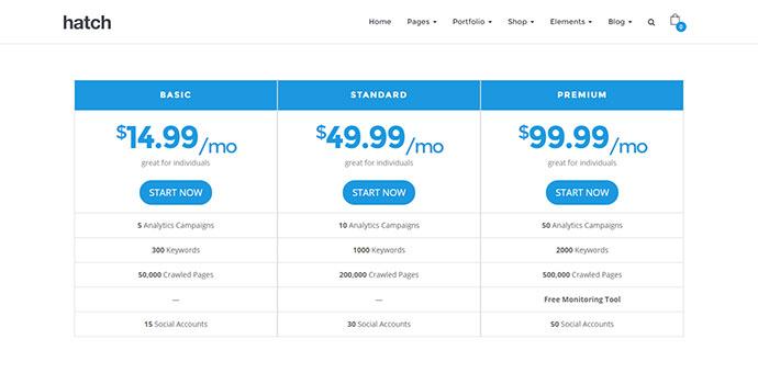 Hatch - MultiPurpose WordPress Theme