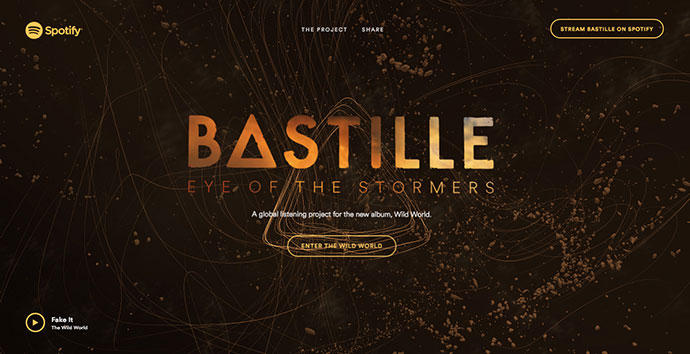 Bastille: Eye of the Stormers
