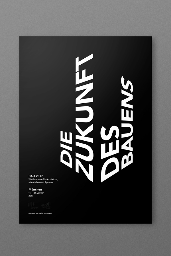 Bau 2017 Poster Ideas