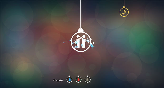 25 Cool CSS & HTML5 Christmas Animation Effects – Bashooka