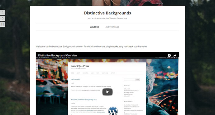 distinctive-backgrounds