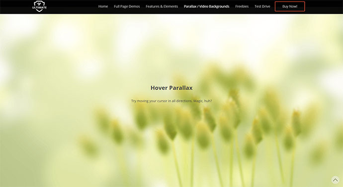 Parallax & Video Backgrounds for Visual Composer