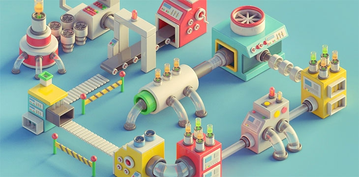 30 Dazzling Examples Of Isometric Designs