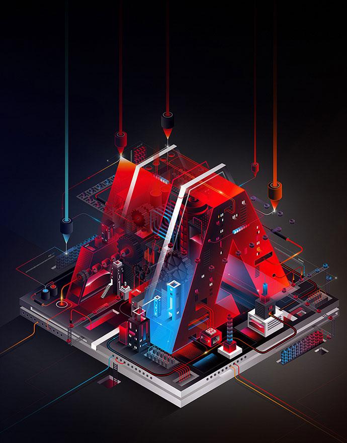 Adobe Remix - David Mascha