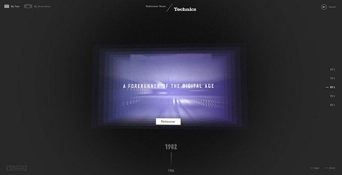 Technics 50th Anniversary