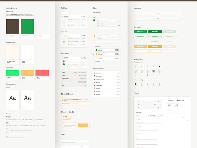 Rollbox Style Guide