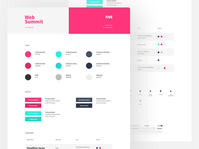 Project Style Guide Template