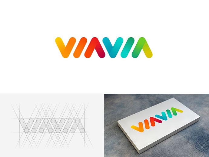 40 creative lettermark  u0026 wordmark logo designs