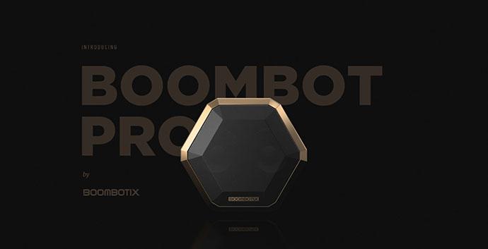 Boombotix Pro