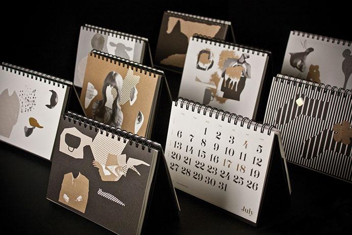 Takeo Calendar & Diary 2015 — Baa Baa Black Sheep