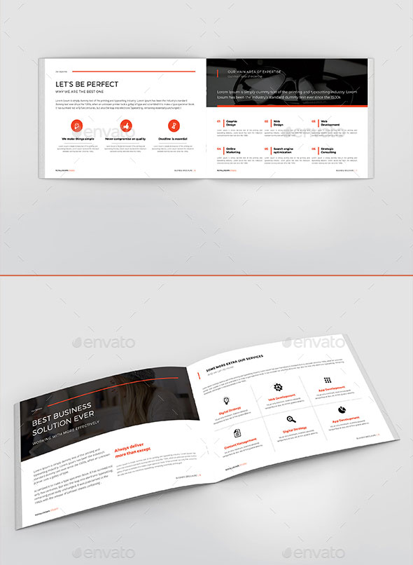 30 awesome company profile design templates web graphic design company profile cheaphphosting Choice Image