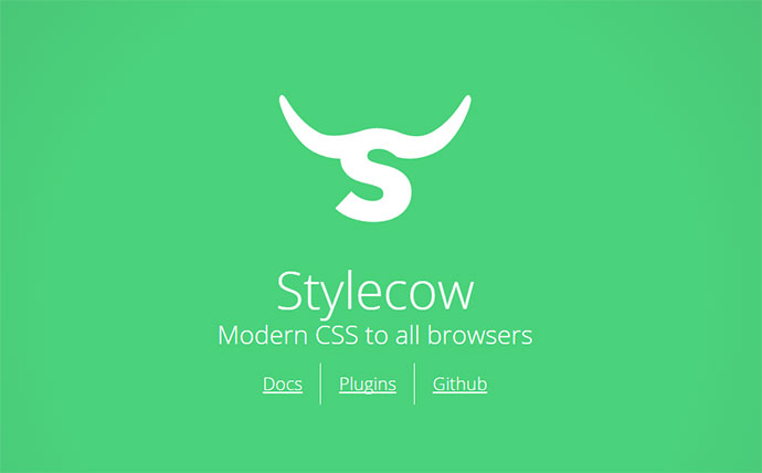Modern CSS to all browsers