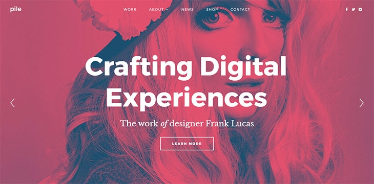 25 Best Infinite Scrolling WordPress Themes