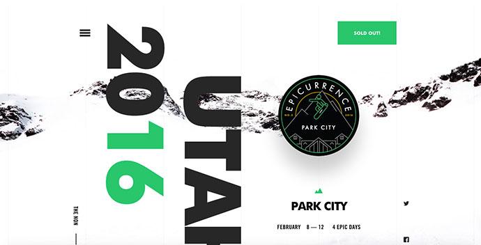 Epicurrence No. 3 — Park City, UT