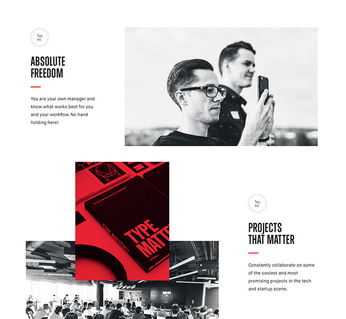 STRV Branding and Website