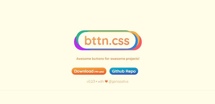 20 Cool CSS Buttons 2017