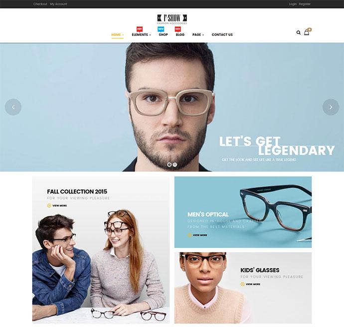 Fshow - WooCommerce Responsive WordPress Theme