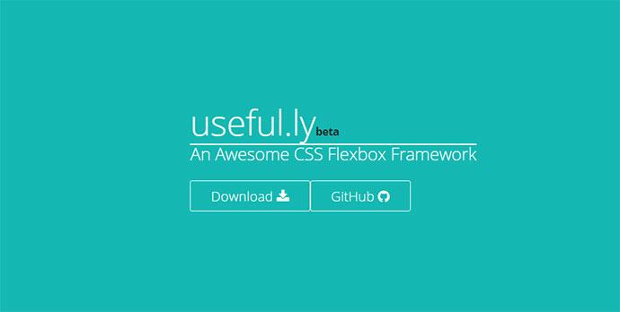 Flexbox-Based CSS Framework