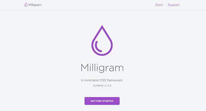 miligram