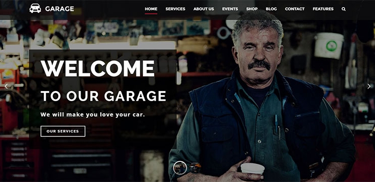 25 Best Vehicle & Transportation WordPress Themes 2019