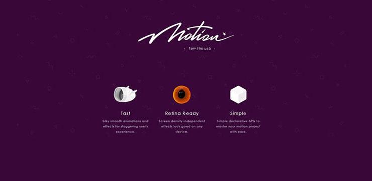 25 Useful Web Animation Tools 2017