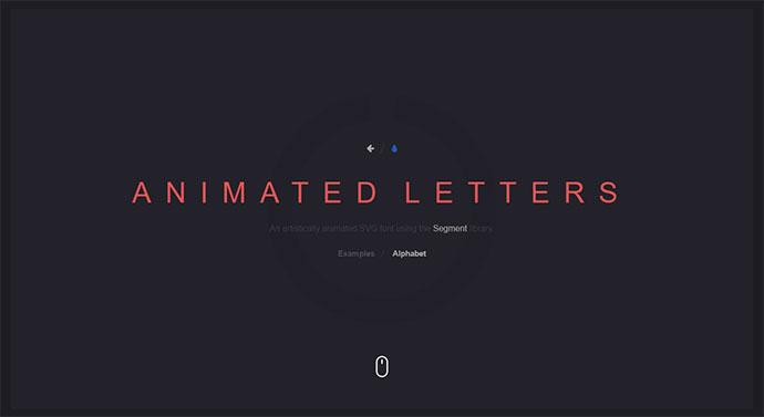 AnimatedLetters