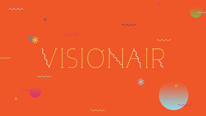 VISIONAIR | Free Font Family