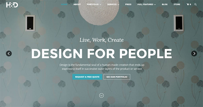 Home Improvement Sites 20 best home improvement wordpress themes | web & graphic design