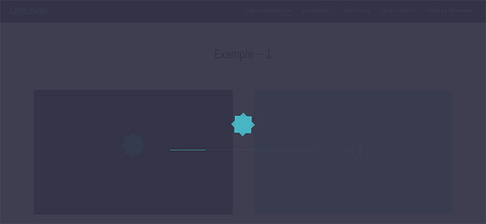 LoftLoader jQuery - Create a Stunning Loading Screen