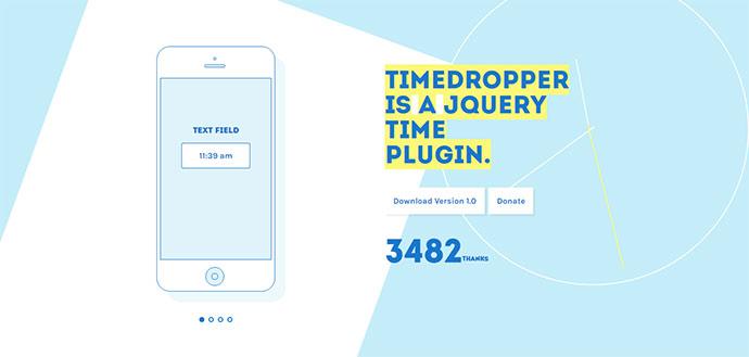 timedroppper