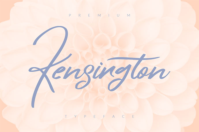 Kensington [Free Font]