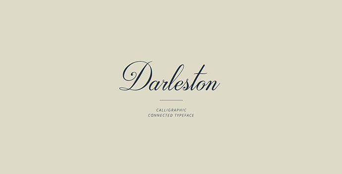 Darleston Typeface