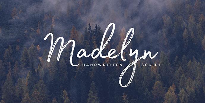 Madelyn Script