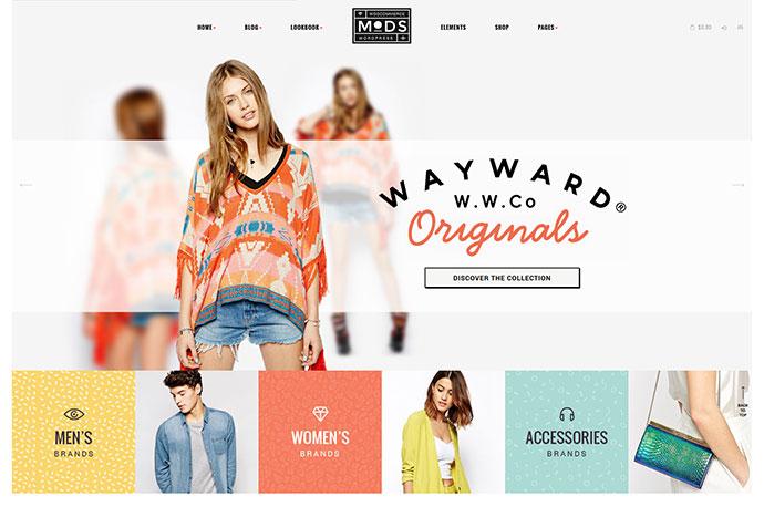 Mods Clothes Shop & Fashion Blog