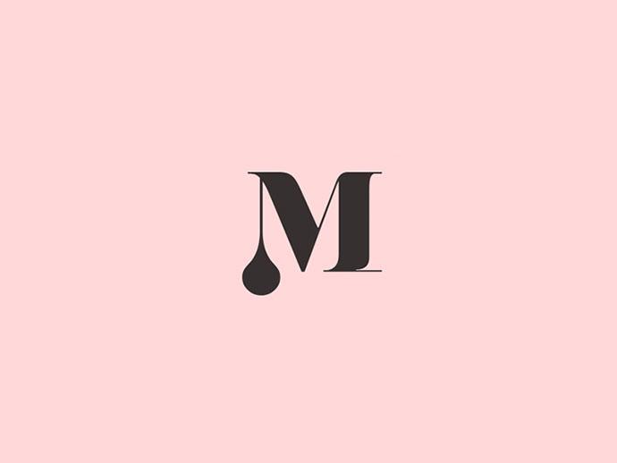 Melodrama boutique brandmark