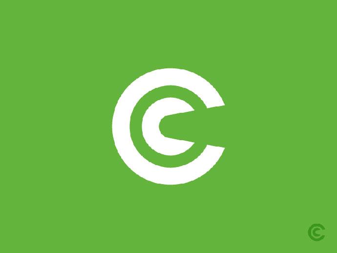 C Monogram Design