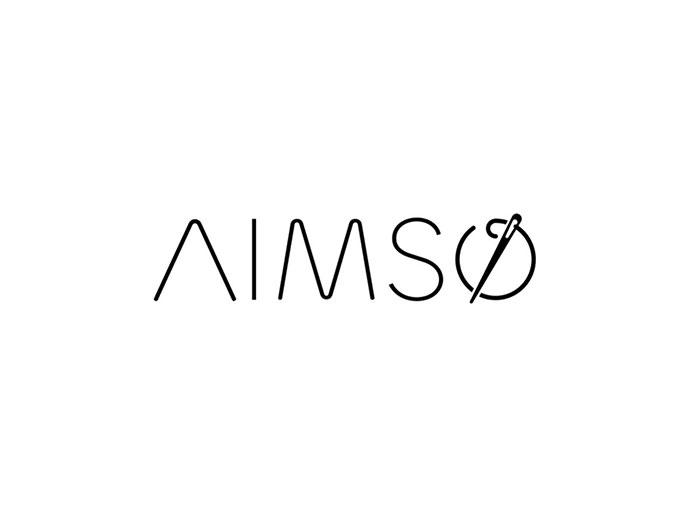 AIMSO logo design