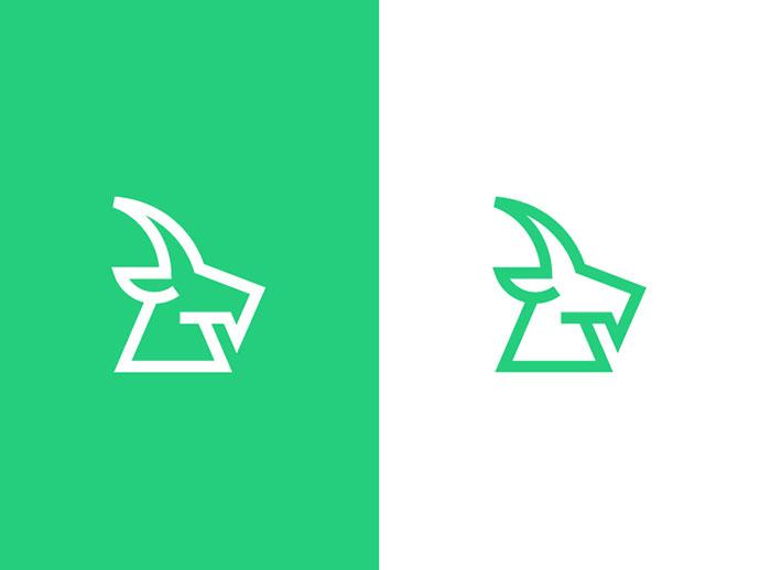 Goat / logo design