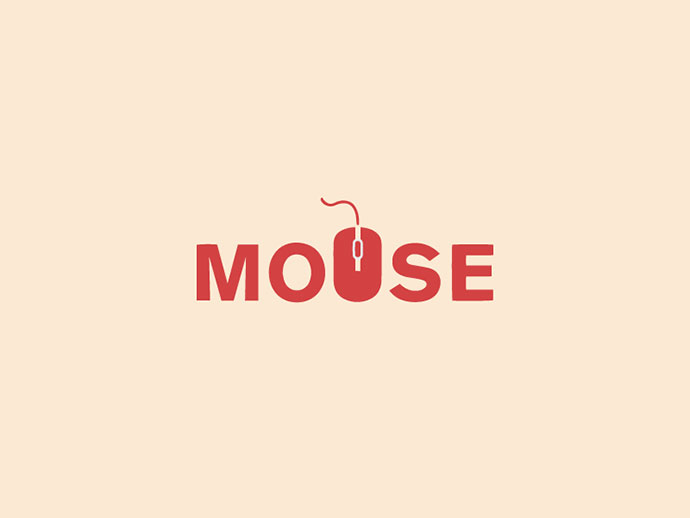 Mouse | Word as Image