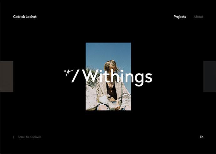 Cedrick Lachot - Portfolio