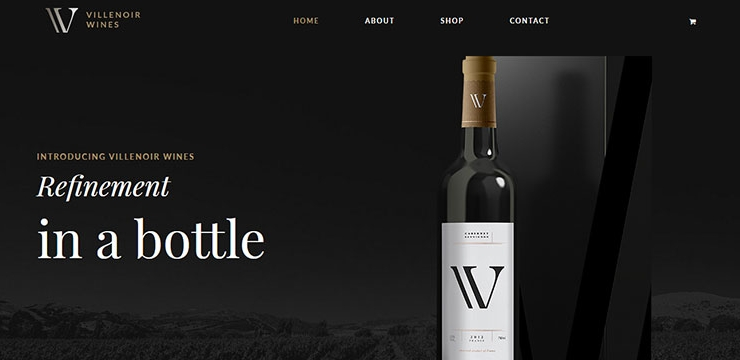 20 Awesome E-commerce Food & Drink WordPress Themes