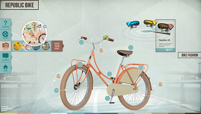 Republic Bike - Retail Store