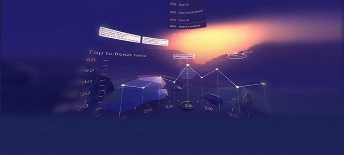 Ping Monitor - Web App Design