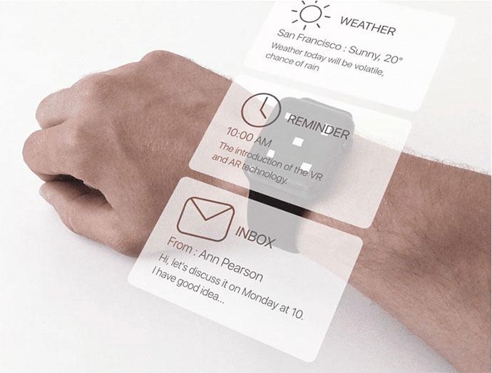 VR/AR Experiment - App Interface