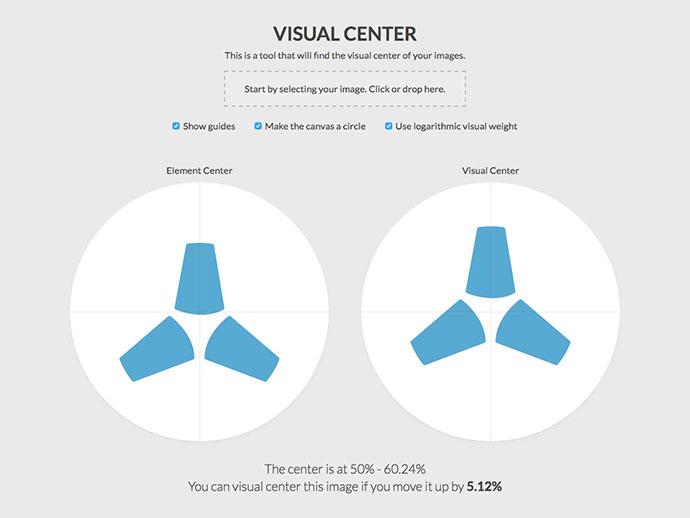 Visual Center.