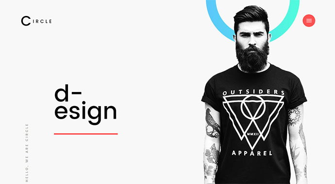 Circle - Creative Business, Portfolio & Blog WordPress Theme