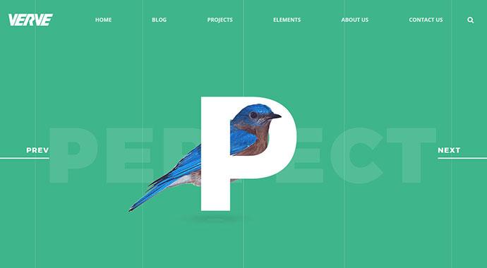 Verve – Creative Agency, Studio, Personal & Portfolio WordPress Theme