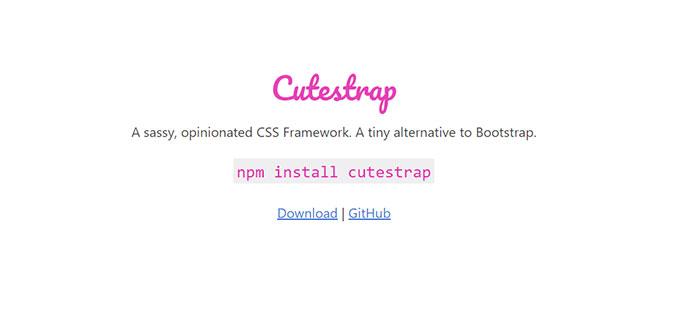 Cutestrap