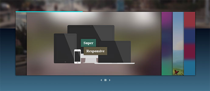 Unleash jQuery Responsive Accordion Slider