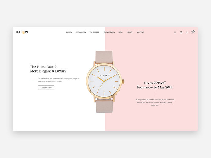Fellow - Watches Store